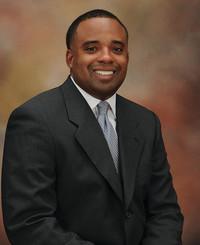 Agente de seguros Wellington Hawkins
