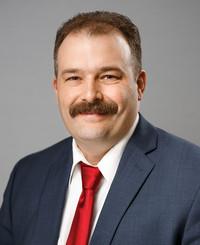 Agente de seguros Eric Blair
