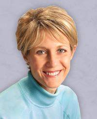 Agente de seguros Cheryl Crewse