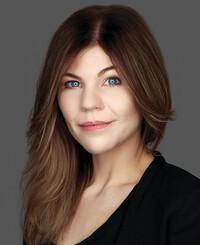 Agente de seguros Cassie Gleeson