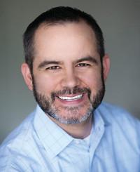 Agente de seguros Keith Brooks