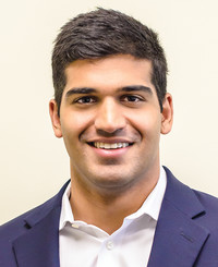 Insurance Agent Hersh Bhansaly