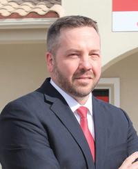 Agente de seguros Chad Peterson