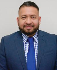 Insurance Agent Hector Velazquez
