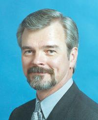 Agente de seguros Roger Haynes