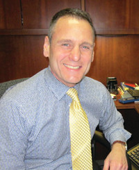 Insurance Agent Chris Leonardi