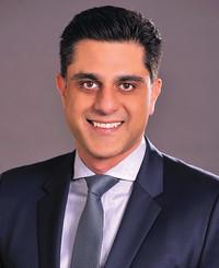 Agente de seguros Afshin Cohen