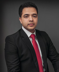 Insurance Agent Shane Parekh