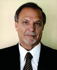 Agente de seguros Greg Mossman