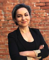 Agente de seguros Olimpia Garner