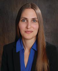 Agente de seguros Tatiana Vogelaar
