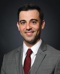 Agente de seguros Adam McDonald