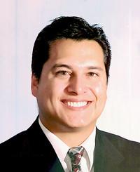 Insurance Agent Gabe Ortega