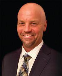 Agente de seguros Chris McLeod