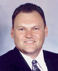 Insurance Agent Tim Gahan