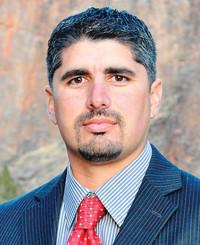 Insurance Agent Damien Ocampo