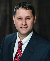Agente de seguros Justin Cribbs