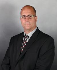 Agente de seguros Rob Donahue