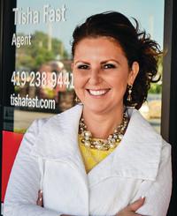 Insurance Agent Tisha Fast