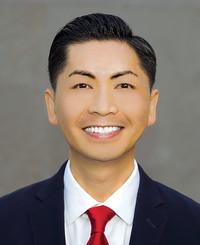 Agente de seguros John Lam