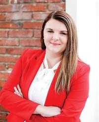 Agente de seguros Kaitlyn Dugger