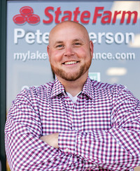 Insurance Agent Pete Peterson