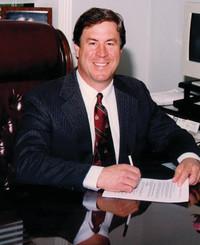 Insurance Agent Ray Johnson