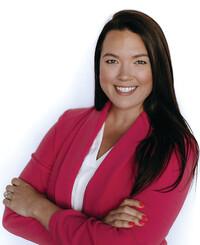 Agente de seguros Sarah Buckley