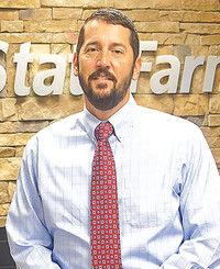 Insurance Agent Aaron Franklin