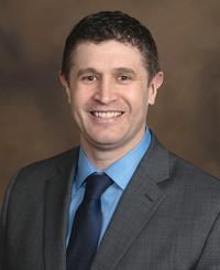 Agente de seguros Jason Balcom