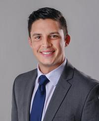 Agente de seguros Blake Lawson