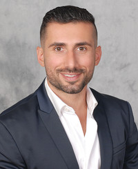 Insurance Agent Zaven Paronian