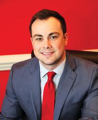 Agente de seguros Brad Riley
