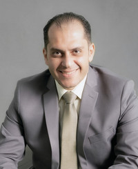 Agente de seguros Ahmed Basuni