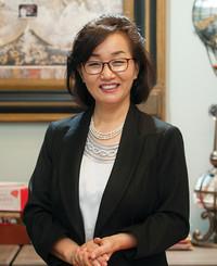 Agente de seguros Amy Park