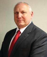 Agente de seguros Richard Kruger