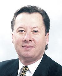 Insurance Agent Bruce Trimble