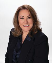 Agente de seguros Debbie Peck