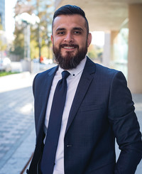 Insurance Agent Luis Rivera