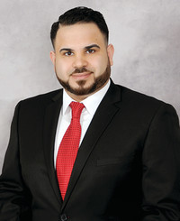 Insurance Agent George Almaliky
