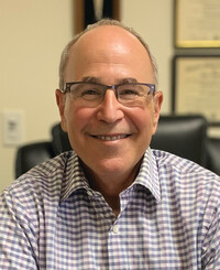 Insurance Agent Ray Garfinkel