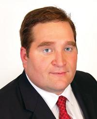 Agente de seguros Steve Banco