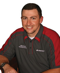 Insurance Agent Nick Conklin
