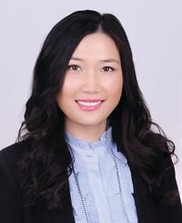 Agente de seguros Christina Zeng