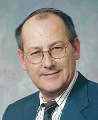 Insurance Agent Charles Frye