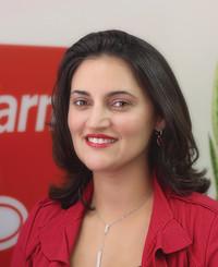 Insurance Agent Anita DaSilva