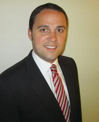 Agente de seguros Chad Clark