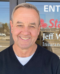 Insurance Agent Jeff White