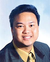 Insurance Agent Eugene Ramos