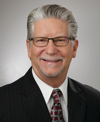 Agente de seguros Mark Headrick